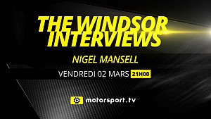 The Windsor Interviews - Nigel Mansell