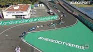 Mexico City ePrix - Race Highlights