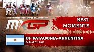 Los mejores momentos del MXGP de Patagonia 2018