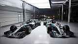 Penjelasan mobil F1 Mercedes 2018 vs 2017