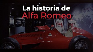 Racing Stories: la historia de Alfa Romeo LAT