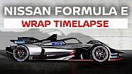Zeitraffer: Nissan-Design für Formel E