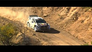 Rally Mexico: Highlights giorno 2