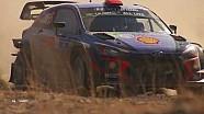 2018 Rally México recapitulación del sábado por la tarde