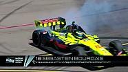 IndyCar St Pete: Drama tijdens slotronden openingsrace