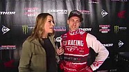 2018 Daytona Monster Energy Supercross: 450SX podium interviews