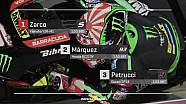 Video: la griglia di partenza del GP del Qatar di MotoGP