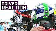 Drivers react | 2018 CBMM Niobium Punta Del Este E-Prix