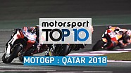 Top 10 - Grand Prix du Qatar