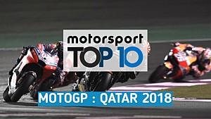 Top 10 - Grand Prix du Qatar