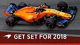 موسم 2018 في الفورمولا واحد على وشك الانطلاق!
