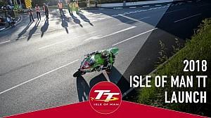 2018 Isle of Man TT Launch