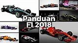 Panduan F1 2018 - Apa saja yang baru?