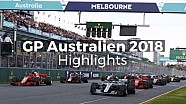 GP Australien: Highlights
