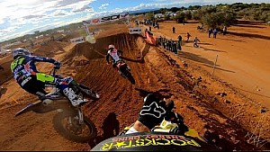 Gautier Paulin FIM MXGP 2018 rd3 Redsands qualifying race