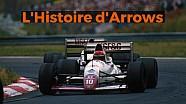 L'Histoire d'Arrows en Formule 1
