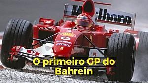 O primeiro GP do Bahrein da história