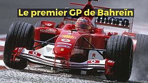 Le premier GP de Bahreïn de l'Histoire