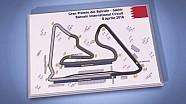 Circuiti F.1 2018 | GP del Bahrain: Bahrain International Circuit