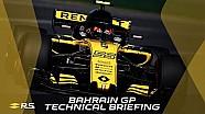 Bahrain GP: technical briefing