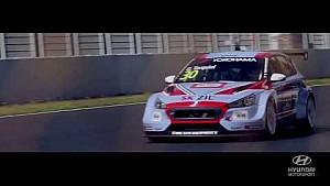 WTCR sezonuna ön bakış - Hyundai Motorsport 2018