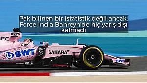 Bahreyn GP'ye ait ilginç istatistikler #F1