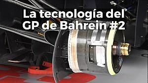 Motorsport Shorts: la tecnología en los monoplazas para el GP de Bahrein #2