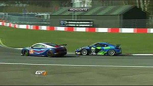 GT4 European Series - Zolder - race 2 highlights