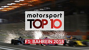 Top10 F1 GP de Bahrein 2018 LAT