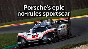 Porsche's epic no-rules sportscar