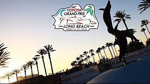 Saturday at the 2018 Toyota Grand Prix of Long Beach