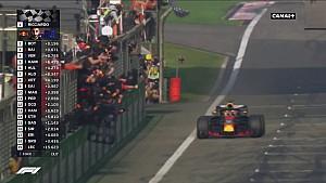 Daniel Ricciardo remporte le GP de Chine