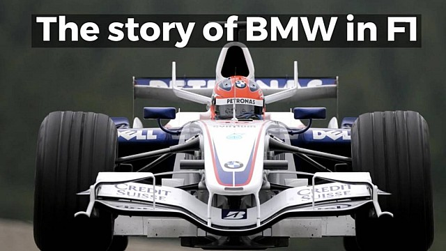 Formula 1 The story of BMW in F1