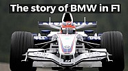 The story of BMW in F1