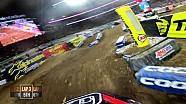 Sean Cantrell triple crown main event #3 2018 Monster Energy Supercross from Minneapolis