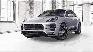 Porsche exclusive manufaktur refinement for the Macan turbo exclusive performance edition
