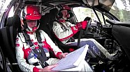2018 Tour de Corse - best of Sunday