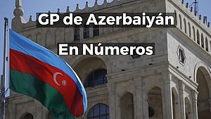 Racing stories: los números del GP de Azerbaiyán de F1 LAT