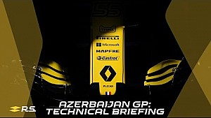 Azerbaijan GP: Technical briefing