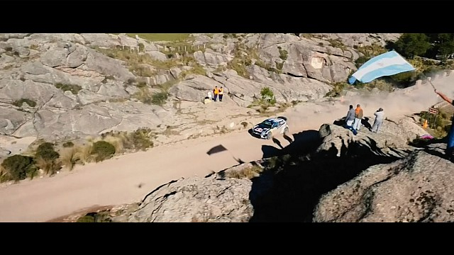 WRC Argentina, Highlights Giorno 1
