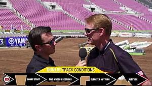 Dunlop track condition report - Salt Lake City, UT