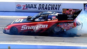 Cruz Pedregon gets the job done at the NGK Spark plugs #4WideNats