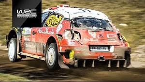 Rallye d'Argentine - Spéciales 12-15
