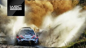 Rally Argentina 2018: highlights stages 16-18