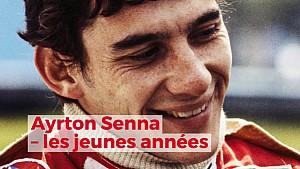 Ayrton Senna - Les jeunes années