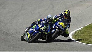 Valentino Rossi vs Sete Gibernau | Jerez 2005