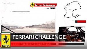 488 Challenge - onboard Laguna Seca