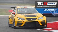 Live: Le Castellet Race 2 - TCR Europe
