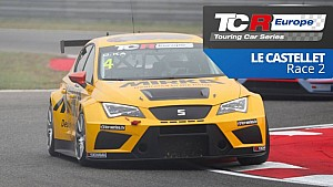 LIVE - TCR Europe - Le Castellet - Course 2