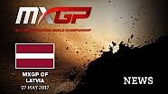 Los mejores momentos del MXGP de Letonia 2017